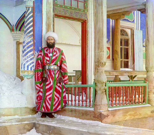 Central Asia, Boukhara or Samarkand, travels by Sergueï Prokoudine-Gorsky and Russian Empire possessions | by photoroobit