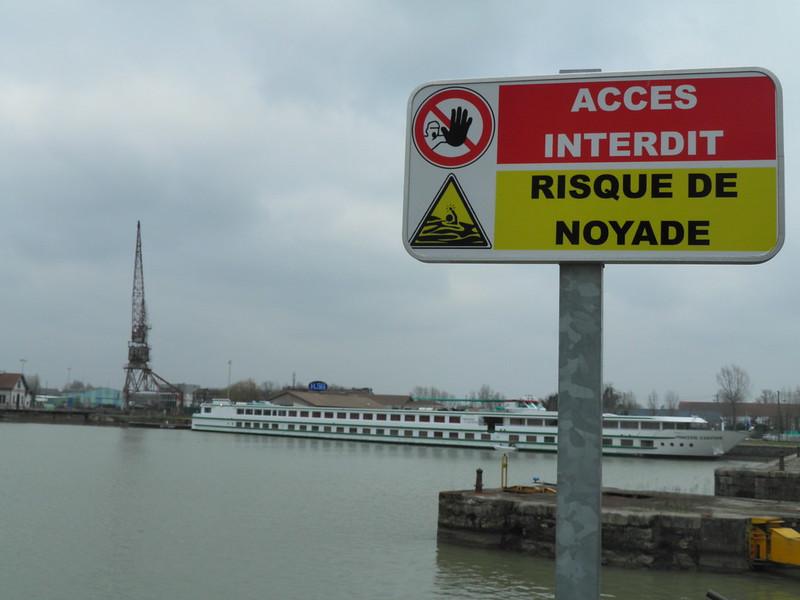 Risque de noyade - Bordeaux - P2011168