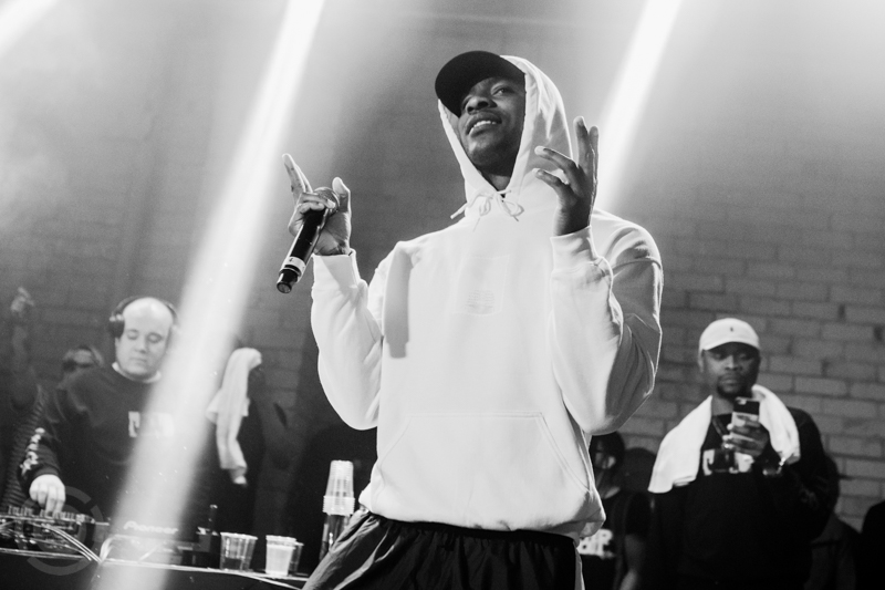 Gig Junkies » Blog Archive » Skepta + Supporting MC's at The Rainbow