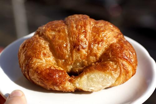 croissant from tarallucci e vino   by bionicgrrrl