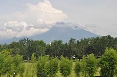 El volcà Merapi