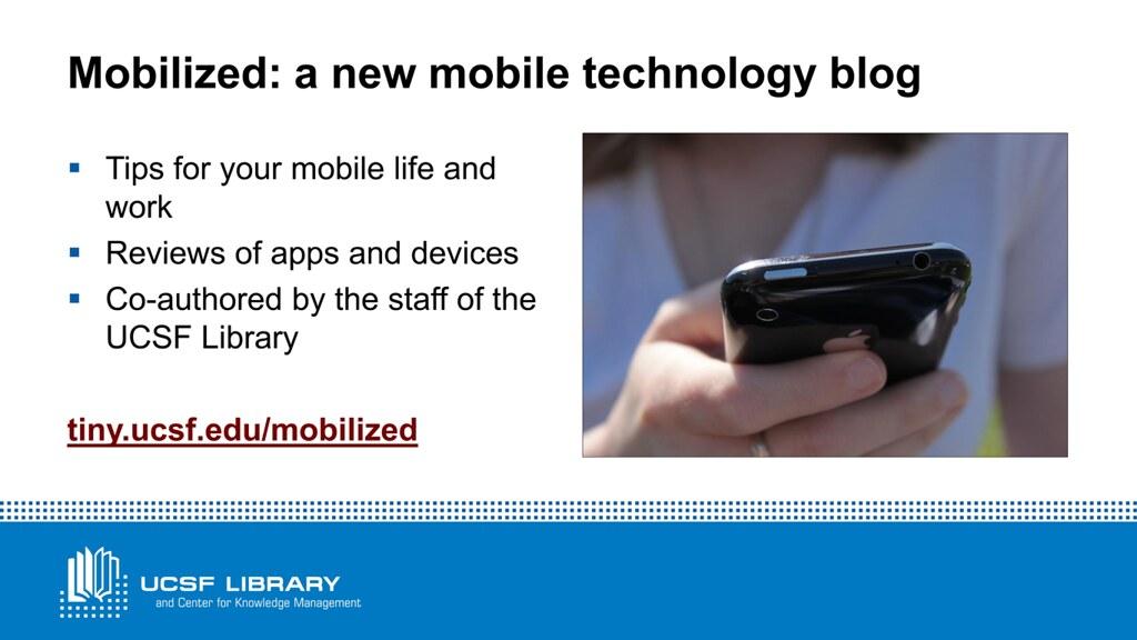 Kiosk slide - Mobilized: a new mobile technology blog | Flickr