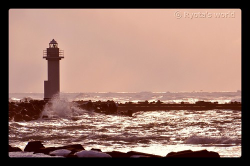 "sea lighthouse japan nikon hokkaido horizon wave heavysea cape tamron tetrapod breakwater northernmost wakkanai d90 roughwaters b003 nikond90 180270mm nosyappu raginwaves ""gettyimagesjapanq4"
