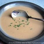 Kartoffel-Käse-Suppe