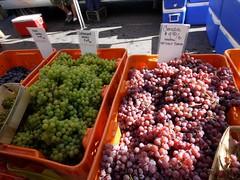 土, 2010-10-02 11:27 - Buzzard Crest Vineyards(土曜日のみUnion Squareに登場)