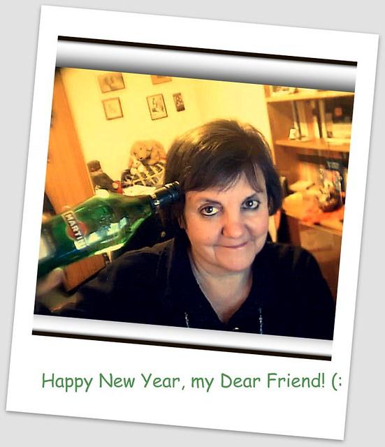 Happy New Year-BUÉK!!!!!