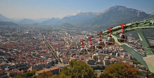 Grenoble, France | by archangel 12