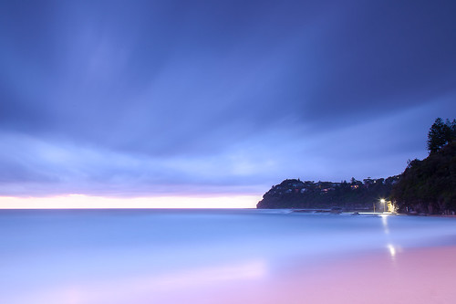 seascape sunrise sydney australia nsw northernbeaches whalebeach