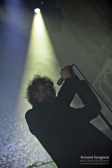 Echo and the Bunnymen @ Paradiso 2012
