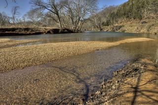 Roaring River, The Boils WMA, Jackson Co, TN