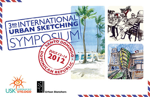 3rd International Urban Sketching Symposium | by Urban Sketchers