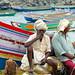 Kerala – rybáři, foto: Daniel Linnert