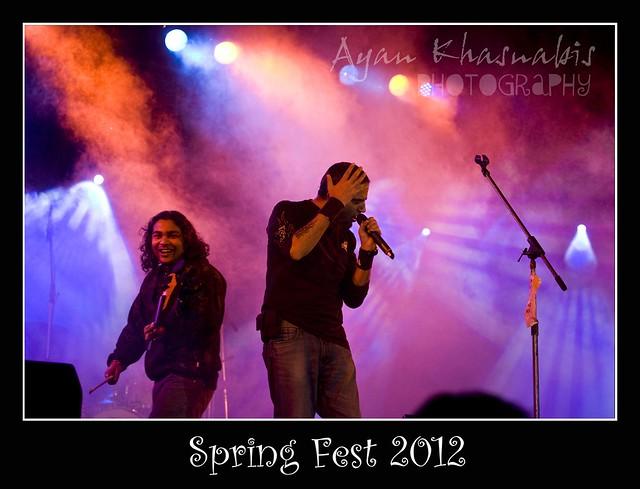 Parikrama| Spring Fest 2012 - Cultural Fest of IIT Kharagpur