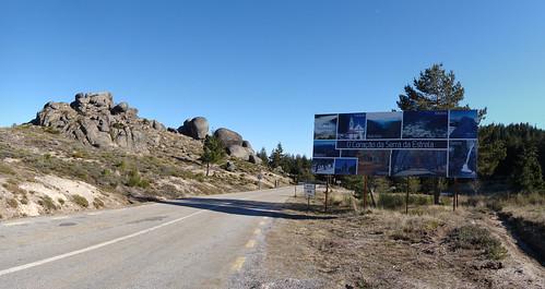 road mountain portugal montagne sierra route estrada serra montanha serradaestrela