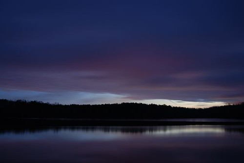 morning winter reflection clouds sunrise ga georgia dawn pikecounty