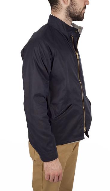 Archival Plain Waxed Jacket