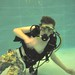 Bishop's Own scuba diving