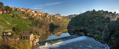 Tagus River - Toledo, Spain | by UltraView Admin