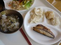 木, 2011-10-27 19:02 - 唐津第一ホテルリベールの朝食
