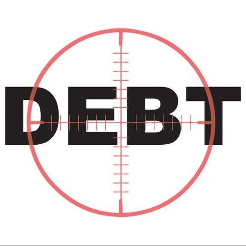 Debt in Crosshairs | by familytreasures