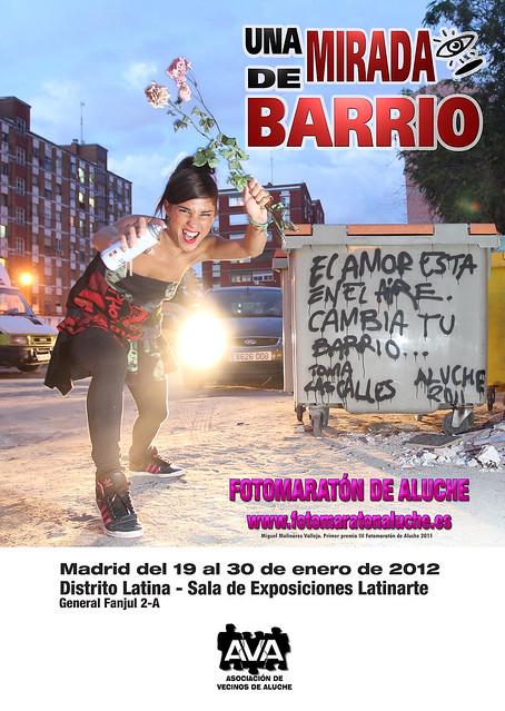 Exposición y Revista del Fotomaratón de Aluche