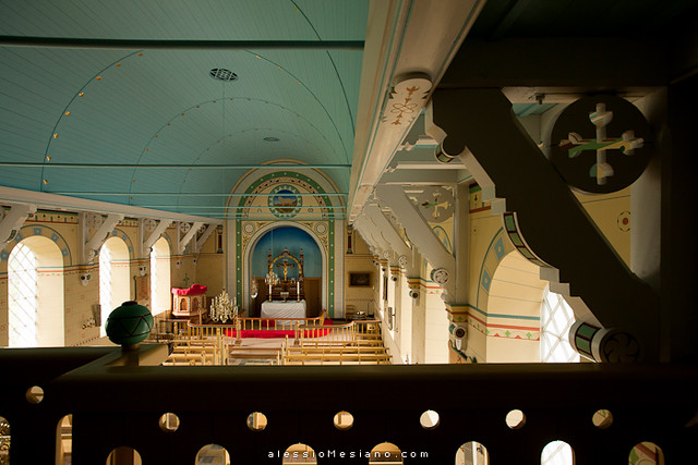 Eiði church