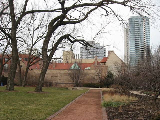 Glessner House from the side