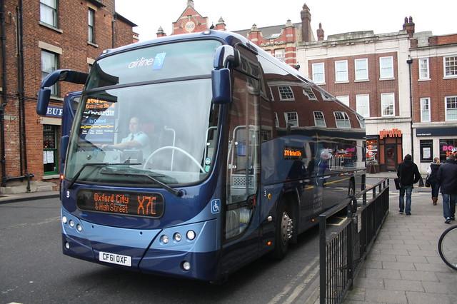 3 CF61OXF Oxford Bus Co