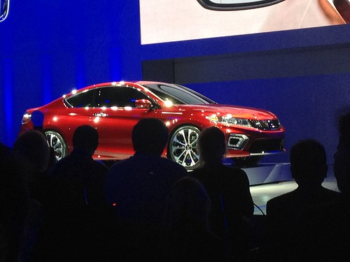 2013 Honda Accord Coupe Concept - Live from the 2012 Detroit Auto Show -  Jan 10, 9 38 48 AM Photo