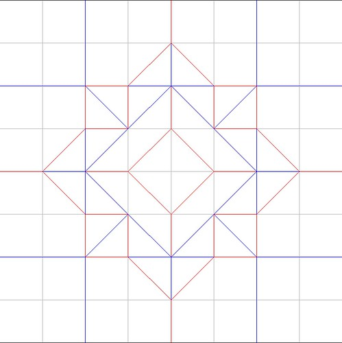 Square Garden CP & instructions | by David_paperfold