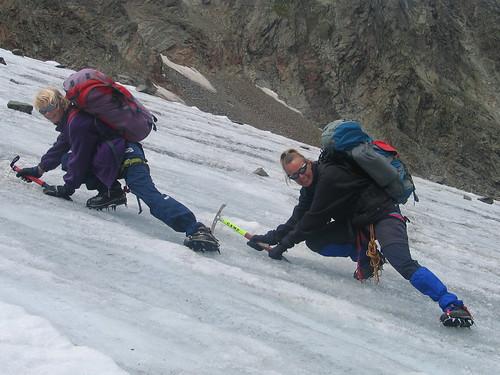 Stubaier Alpen, Gletsjertocht