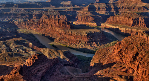 usa sunrise utah colorado alba canyon deadhorsepointstatepark massimostrazzeri derapata ziomamo gettyjan2012priv