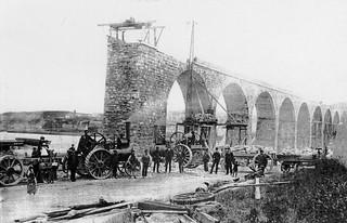 Cullen Viaducts   by Cullen Deskford & Portknockie Heritage - Moray Con