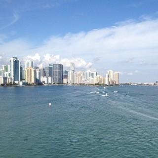 Miami Skyline | by miamism