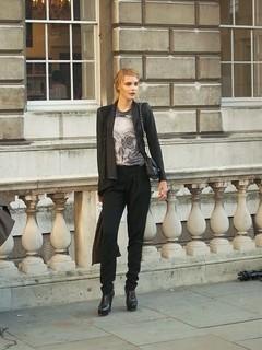 Street Style at London Fashion Week | by TellusFashion