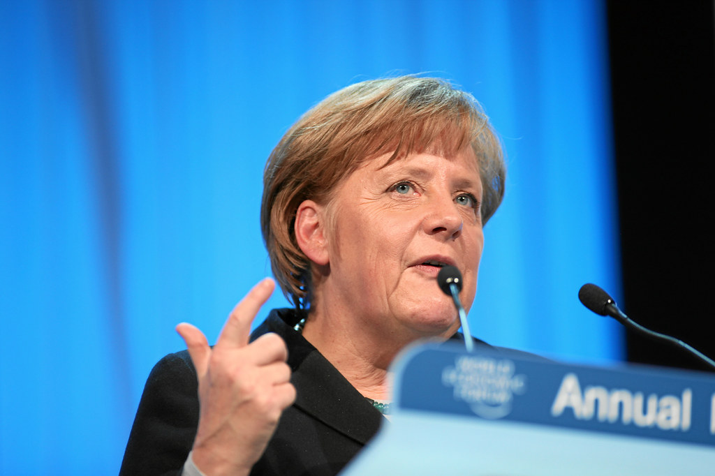 Angela Merkel - World Economic Forum Annual Meeting 2012 | Flickr