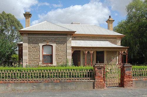 Cowan Street 21, Anglican Rectory | by Gawler History