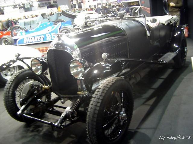 Bentley 3-4 1/2 Litre 1926