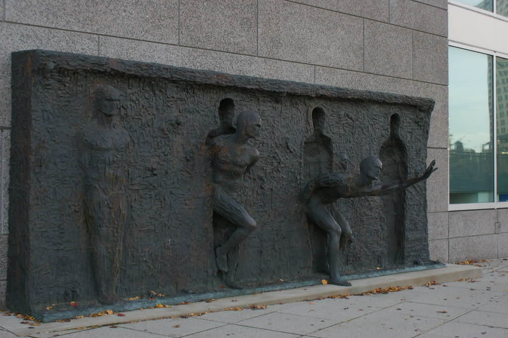 Freedom Sculpture