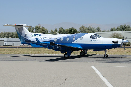 SurfAir N805SA | by Drewski2112