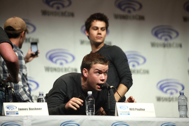 Will Poulter & Dylan O'Brien