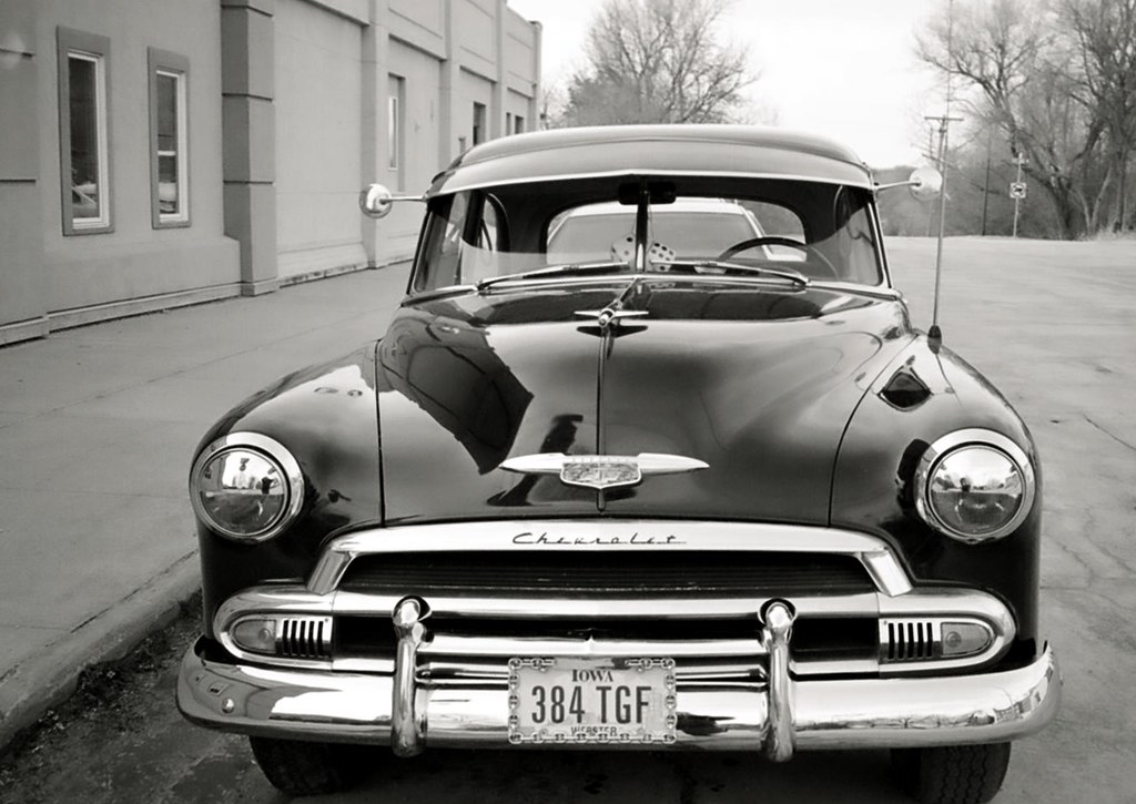 1949(?) Chevy Deluxe Business Coupe | Mike Novak | Flickr