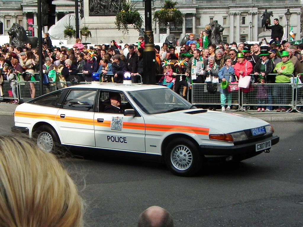 Ex-Met Police Rover