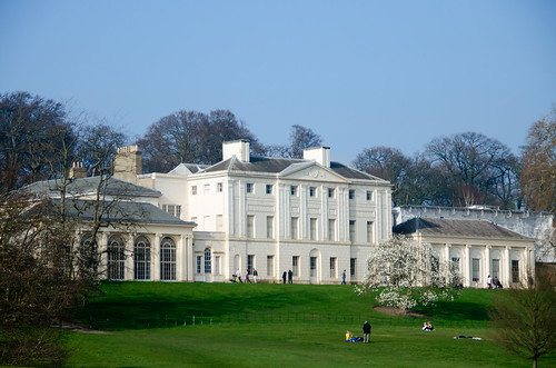 Kenwood House in Spring | by garryknight