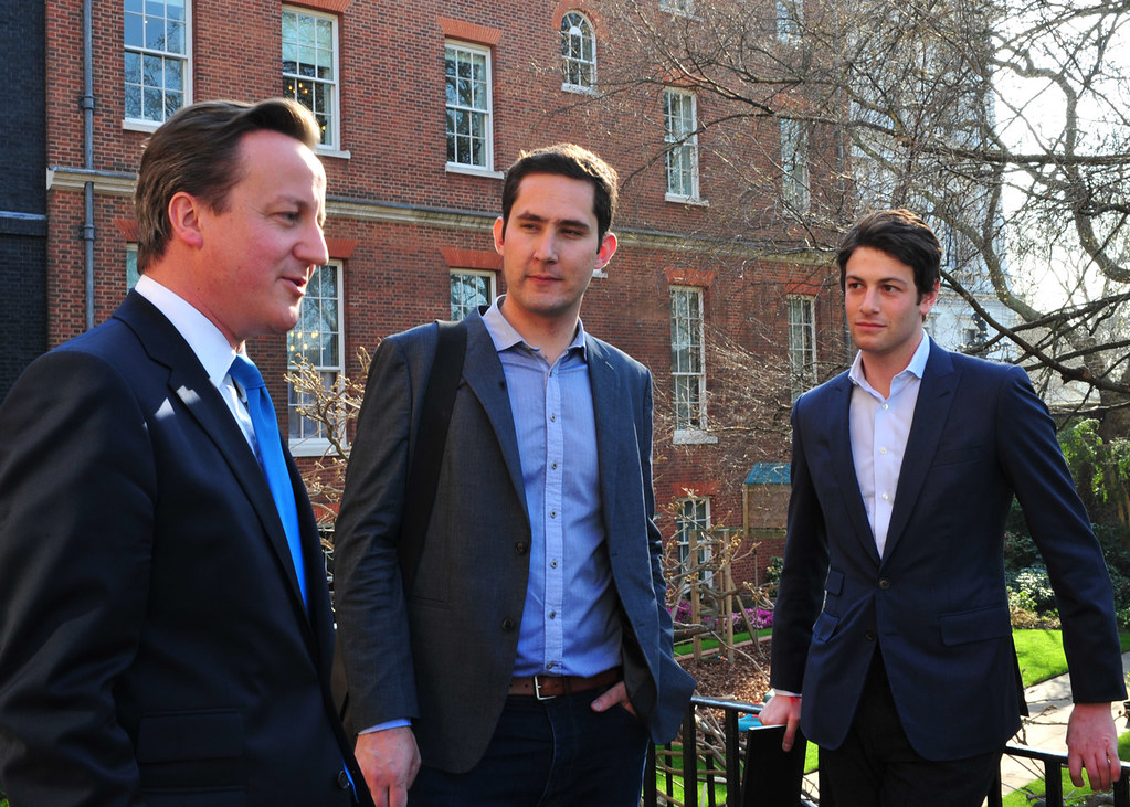 PM with Kevin Systrom and Josh Kushner | The Prime Minister