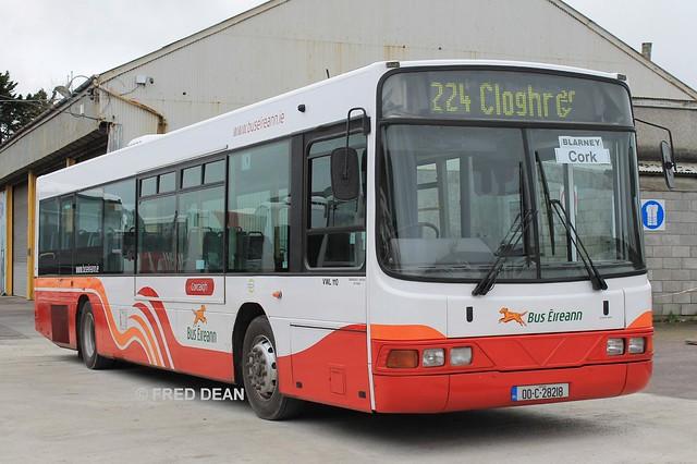 Bus Éireann VWL 110 (00-C-28218).