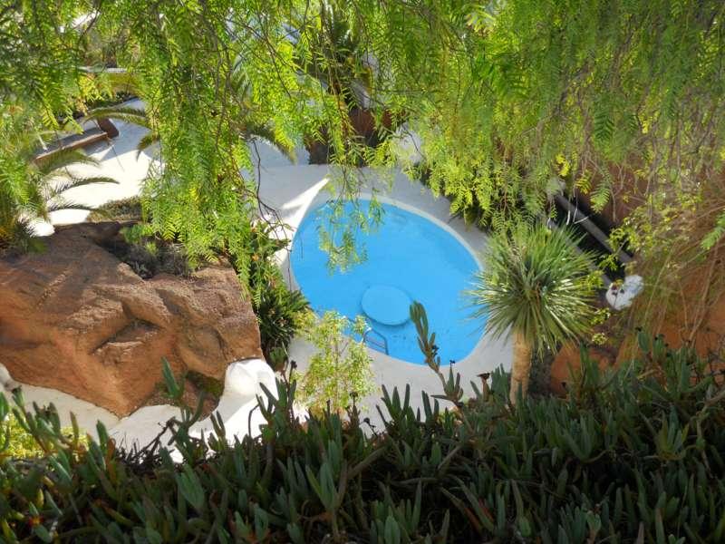 Piscina Lagomar Casa Omar Sharif Lanzarote 1