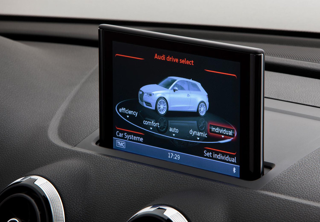 New Audi A3 MMI | The optional MMI system in the New A3 hide… | Flickr