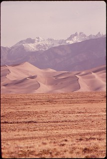 Great Sand Dunes National Monument, 05/1972.