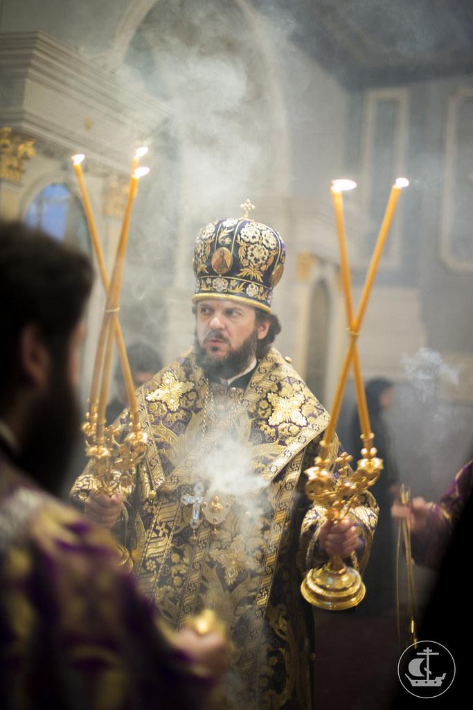 21 марта 2014, Литургия Преждеосвященных Даров / 21 March 2014, Divine Liturgy of the Presanctified Gifts